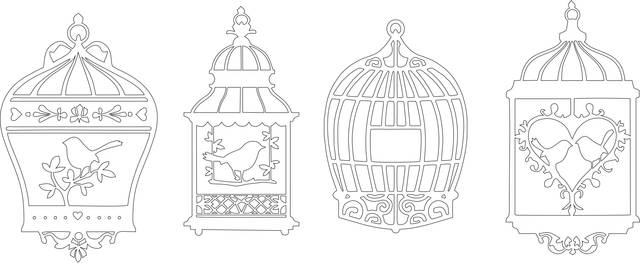 Various cages