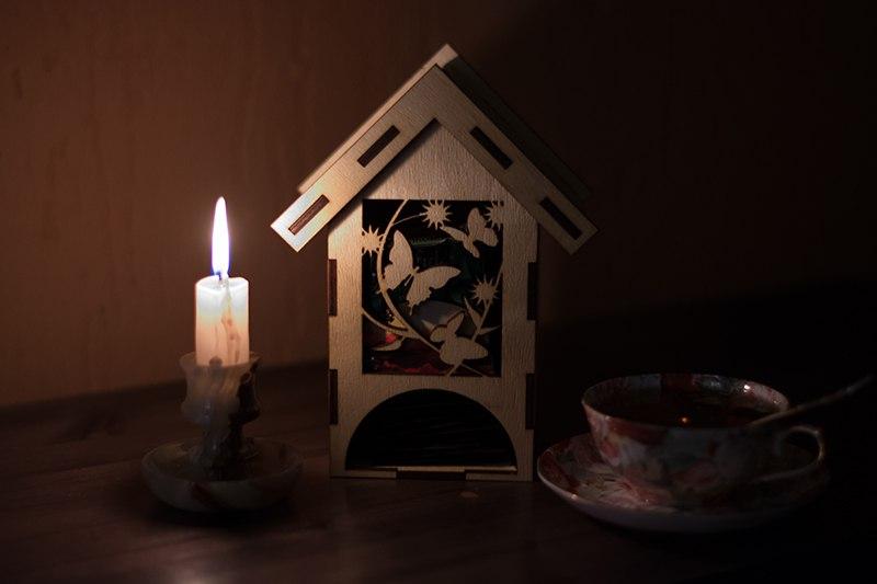Decorative house