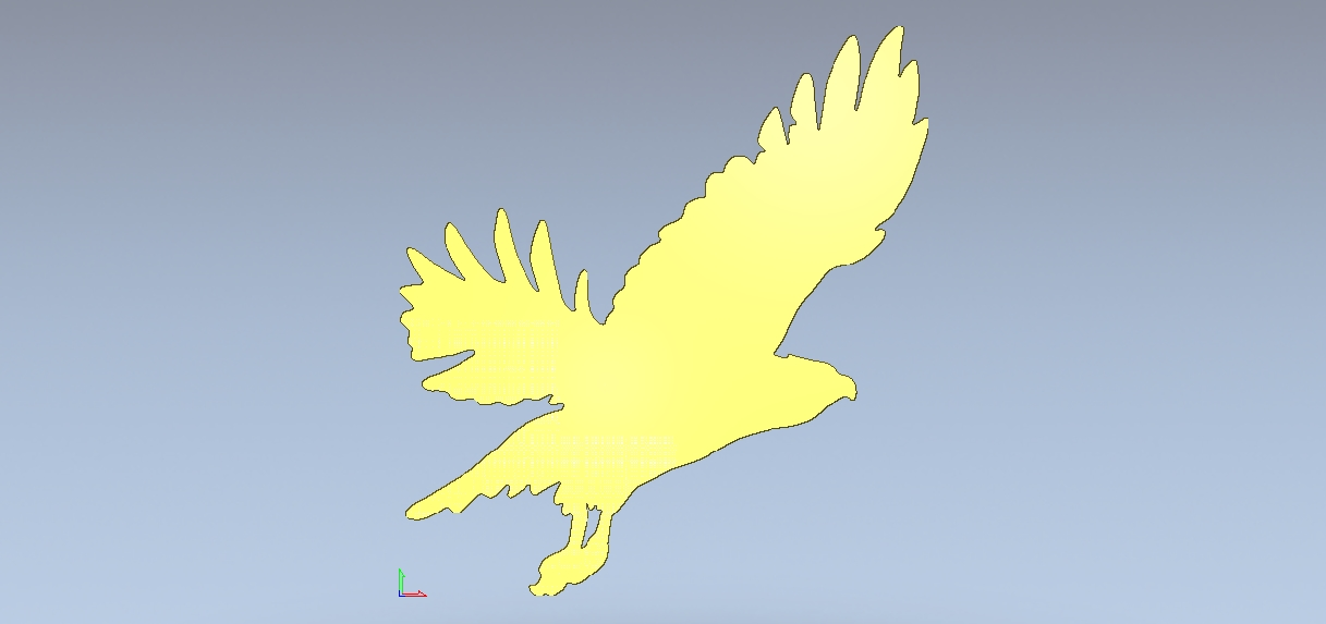 Eagle – DXF DOWNLOADS – Files for Laser Cutting and CNC Router ...