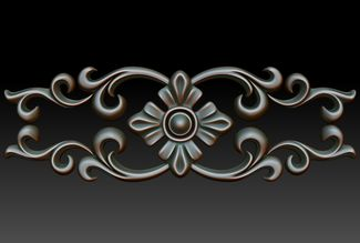 Beautiful complement for provencal doors and furniture