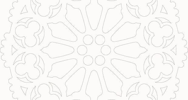 Vector of Mandala
