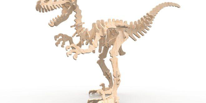 Velociraptor 3mm