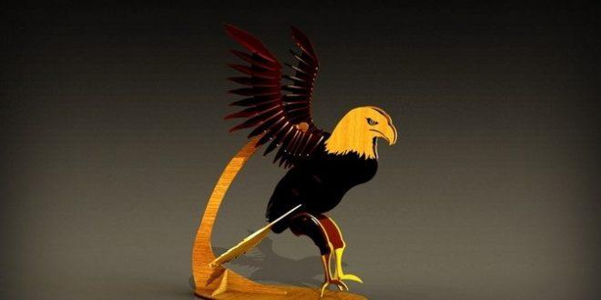 eagle vector for cut