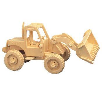 excavator tractor