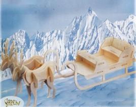reindeer with treno