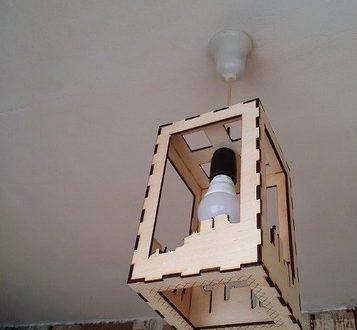 suspended luminaire