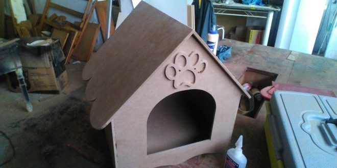 6mm dog house without fittings