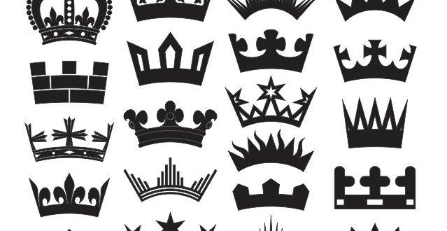 FREE Crowns Vectors