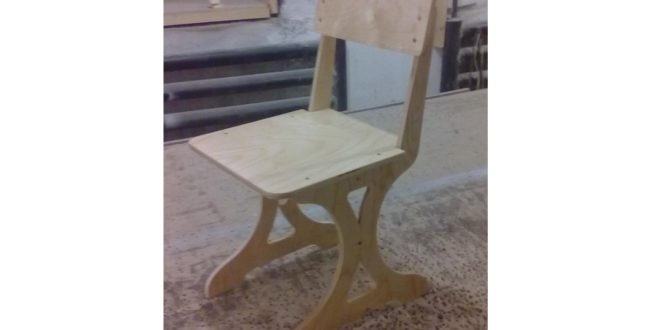 Reinforced chair