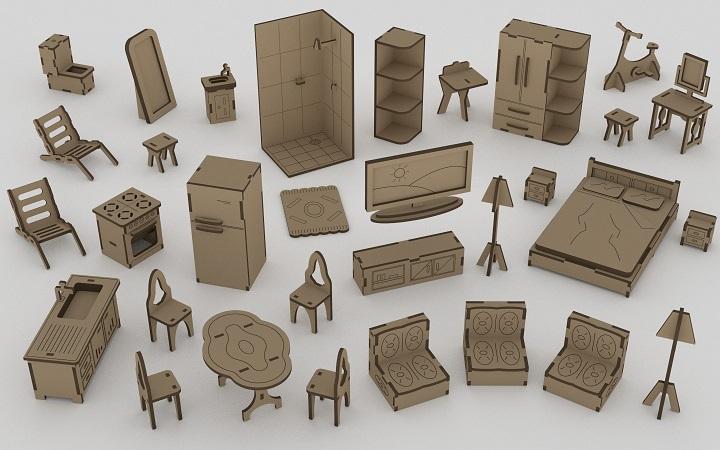 Cnc miniatures