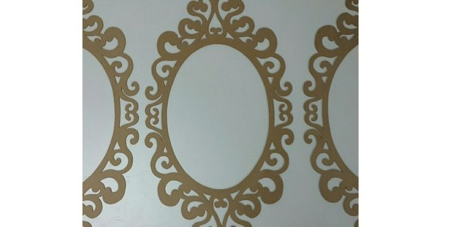 Frame Heart Party MDF