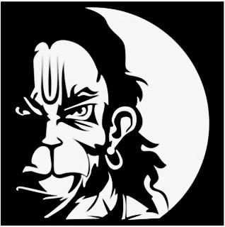 hanuman indian god