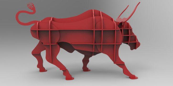 Angry bull shelf 10mm