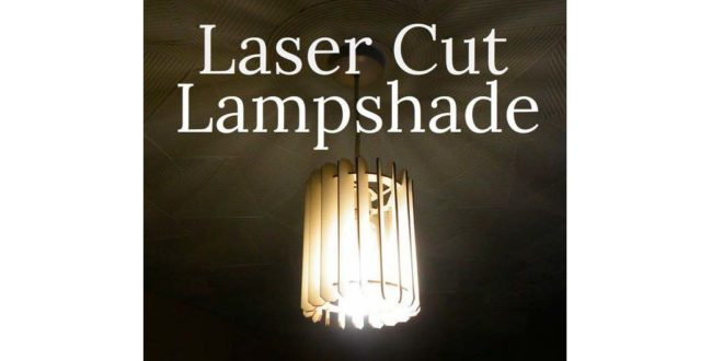 Lampshade 3mm vectors to laser CDR DXF