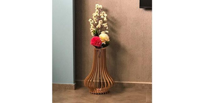 Vase for decoration