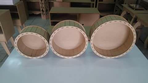 Niches, Laser Cutting Box 3 sizes
