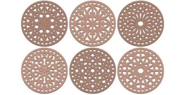 Round decorative patterns – DXF DOWNLOADS – Files for Laser