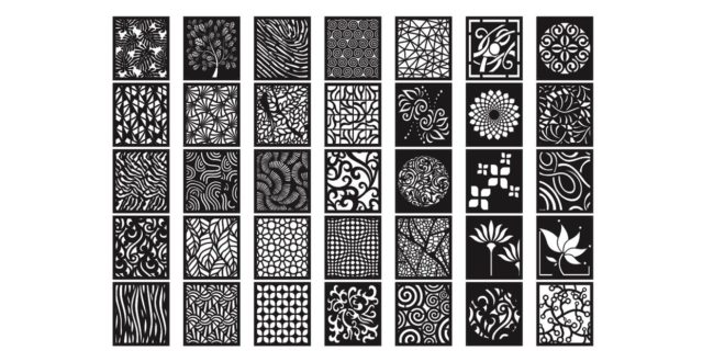 Mega Collection of 35 Decorative Screen Patterns