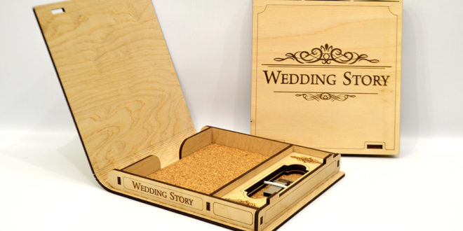 Wedding box 4mm