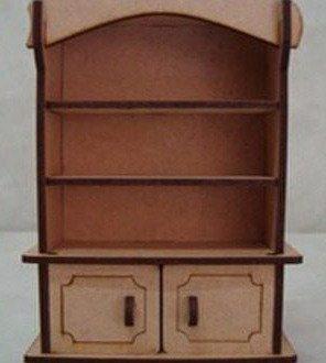 Little bookshelf toy for children