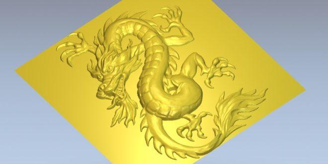 Dragon draco dragoon STL Relief Alivio Relevo Sollievo