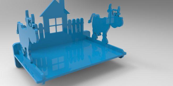 cow shelf 10mm