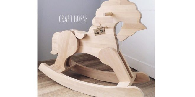 FREE Horse for children screwed parts cnc router dxf cdr