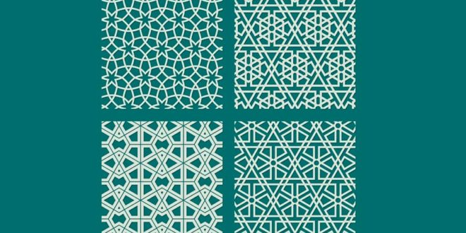 FREE Islamic ScrollWork vectors cdr dxf files