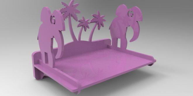 elephant shelf 10mm
