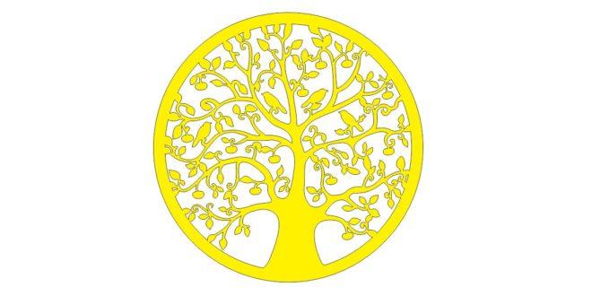 Tree 2d vector