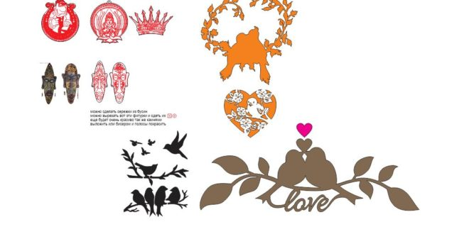 Love birds indian silhouette file cdr laser