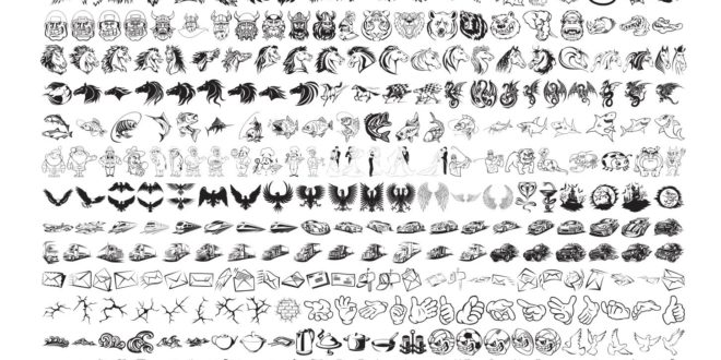 200+ miscellaneous vector package for laser engraving cdr file only