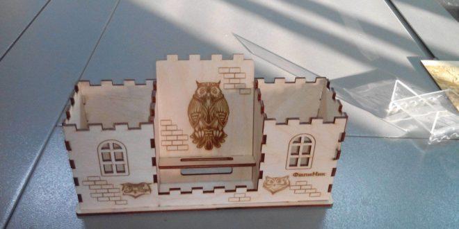 Object holder pencil pen office dxf cdr vectors laser cut engraving