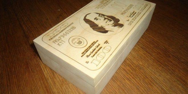 Free 100 dollars dxf cnc cut engrave file