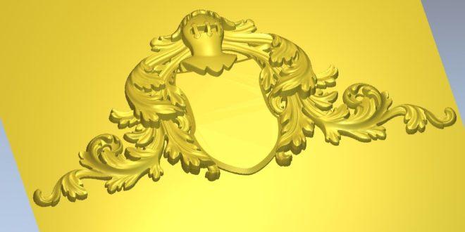 Free emblem symbol stl relief 1217