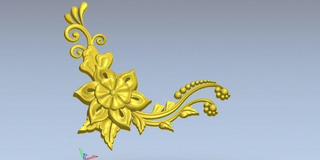 Free Ornament 3D Stl 1248