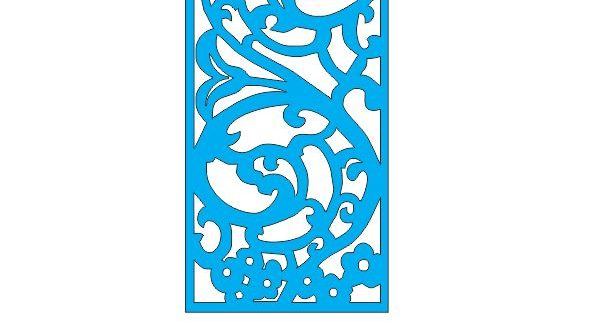 Free template Cnc Panel Stencil Vector Download