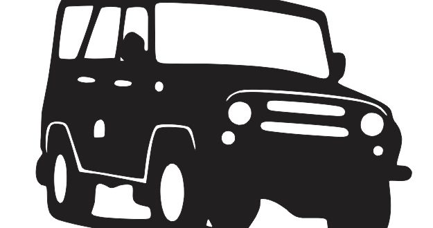 Free Dxf Vector Car Silhouette