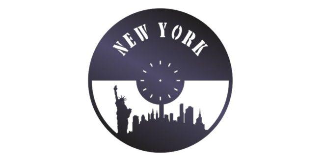 FREE Cnc Cut Vector New York Vinyl Watches