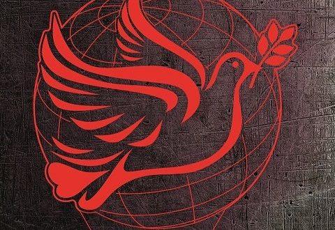 Free Peace dove 3d illusion acrylic cdr laser file