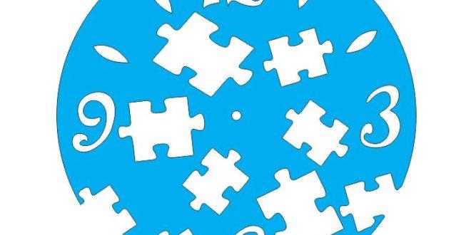 Dxf Wall Clock Puzzle Cnc Cut Vector