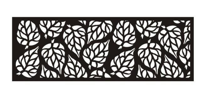 Dxf Laser Cut Free Vector Screen Wall Hanging