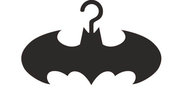 Free Hanger Batman Cnc Router Laser Decor