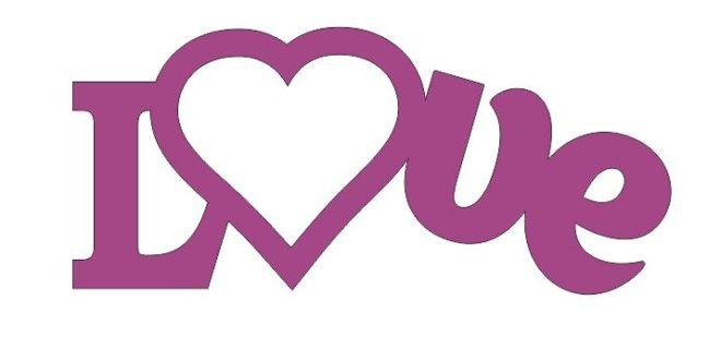 Free File Cnc Download Love Heart Cut
