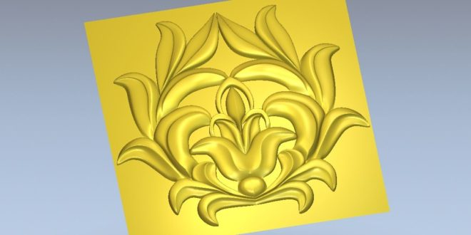 Free 3D Decoration model cnc download 1321