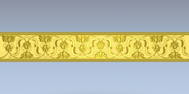 Free 3d Relief Pattern stl file 1393