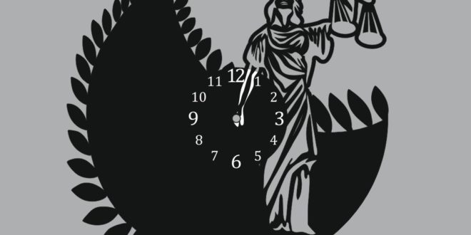 Wall Clock 2D Cnc Vector Advocacy