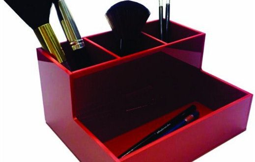 Free download vector to cnc cut Makeup kit dxf