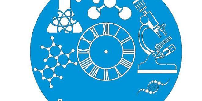 File Cut Cnc Chemical Watch Clock Wall