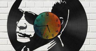 Free File Laser Cut President Putin Wall Clock